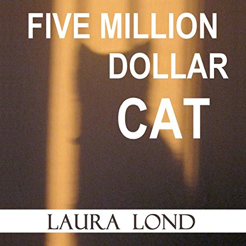 Five Million Dollar Cat audiobook cover art