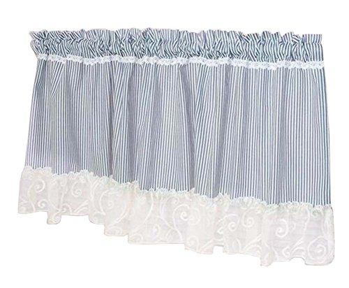[R] Tenda per bar sulla cortina di finestra cortina per tende da cucina in cortina di stile pastorale