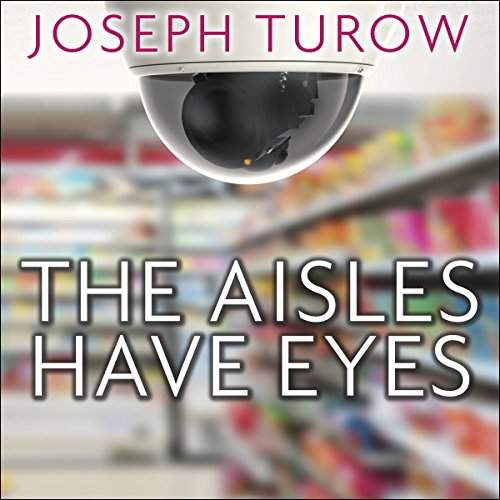 The Aisles Have Eyes audiobook cover art