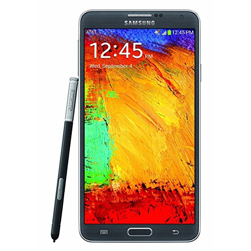 Samsung Galaxy Note 3 N900A Unlocked Cellphone, 32GB, Black (Renewed)