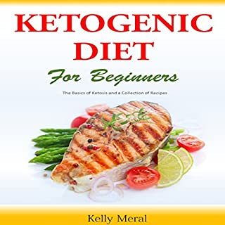 The Ketogenic Diet for Beginners cover art