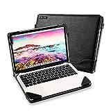 Schutzhülle für Lenovo Ideapad 15 110 / 320 / 330, 39,6 cm (15,6 Zoll) Notebook-Hülle mit Ständer