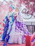 東方project 八雲紫風 やくもゆかり ●コスプレ衣装