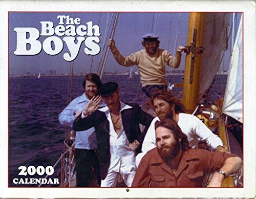 The Beach Boys 2000 Calender[ザ・ビーチ・ボーイズ2000年度カレンダ-] [カレンダ-]