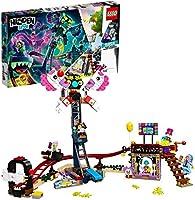 LEGO 70432 Hidden Side Nawiedzony Lunapark, z Aplikacją AR, Wielokolorowy
