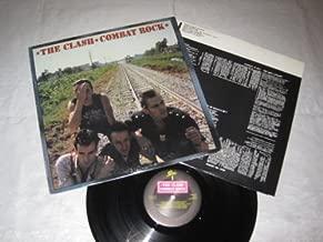 combat rock the clash vinyl