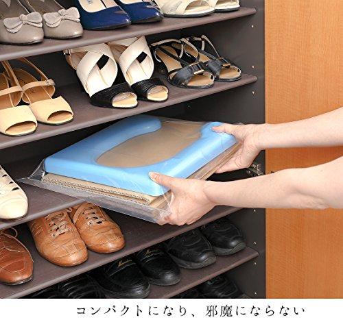 『サンコー 非常用 簡易トイレ 日本製 組み立て簡単 耐荷重120kg 携帯 R-58』の6枚目の画像