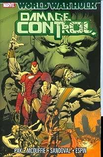 World War Hulk: Damage Control (Incredible Hulk)