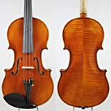 ZNYD Barniz alemán! Un Stradivarius Modelo 4/4 Violín Violino Todo Europeo Madera Rich Claro! Respuesta rápida! Caja Libre, el Arco, y envío!