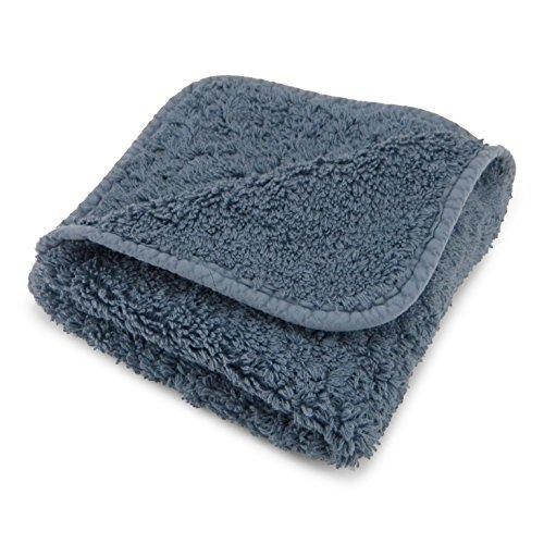 Abyss Super Pile Wash Cloth (12 x 12) - Bluestone (306)