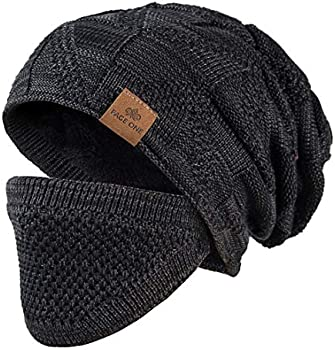Page One Men's Cable Knit Beanie
