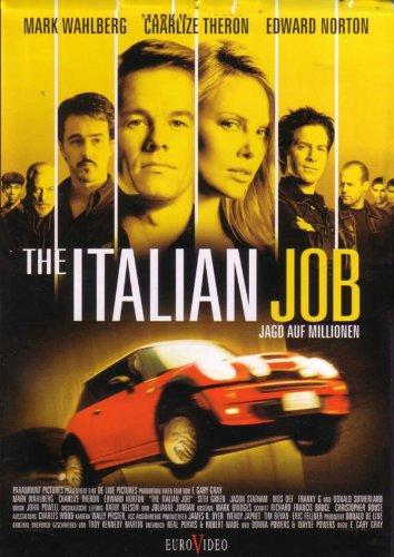 The Italian Job - Jagd auf Millionen [dt./OV]