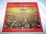 GERMAN BEER DRINKING SONGS LP (VINYL) UK STEREO GOLD AWARD 1975