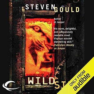 Wildside audiobook cover art