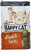 Happy Cat Cibo Secco per Gatti Ipoallergenico Fit & Well Salmon - 10000 gr