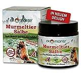Original exmonte Murmeltier-Salbe