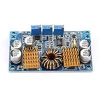 ブースト/バックモジュール、DC-DC 5-32V〜1V-30V自動ステップアップ/ダウンコンバーターブースト/バックCC CV電源モジュール