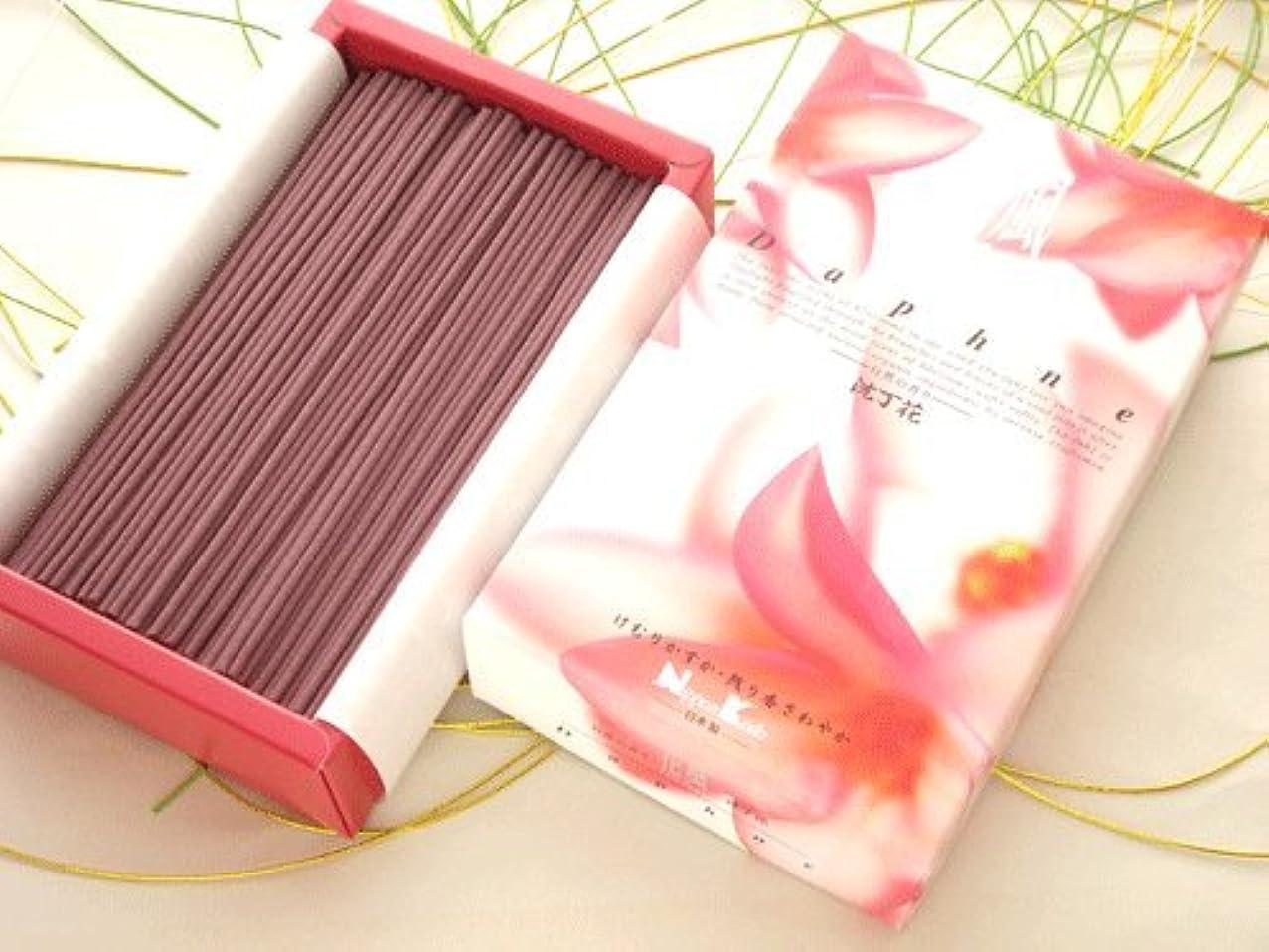 故障冷える動的日本香堂 微煙タイプ【花風(かふう) Daphne 沈丁花】 バラ詰大箱