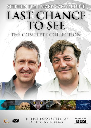 Stephen Fry Last Chance To See Complete Collection
