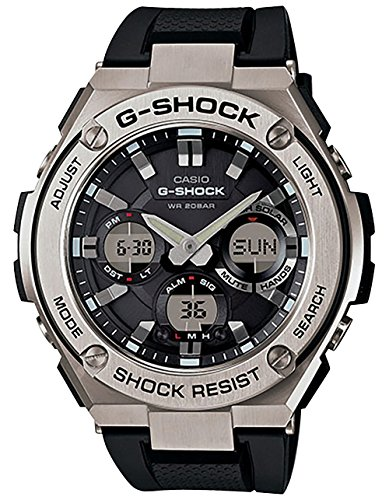 Casio Men's G Shock Stainless Steel...