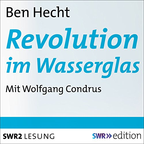 Revolution im Wasserglas cover art