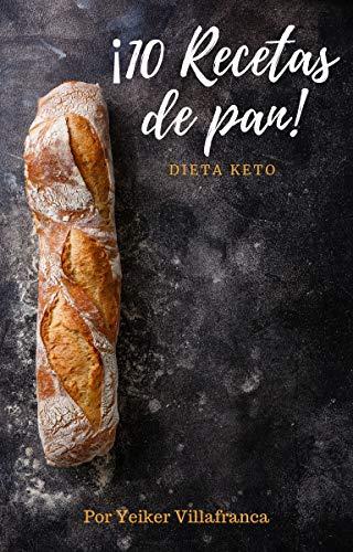 Dieta Keto: 10 MEJORES RECETAS DE PAN KETO QUE TE HARÁN OLVIDAR LOS CARBOHIDRATOS