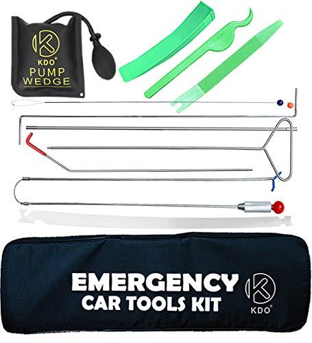 KDO Professional Emergency Cars Tool Kit 11PCS
