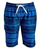 Kanu Surf Men's Legacy Swim Trunks (Regular & Extended Sizes), Jetstream Navy, 3X