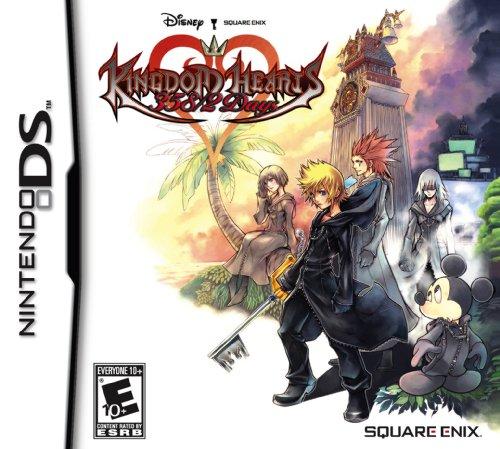 Square Enix Kingdom Hearts 358/2 Days Nintendo DS videogioco
