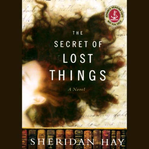 The Secret of Lost Things cover art