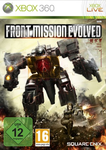 Front Mission Evolved [Edizione: Germania]