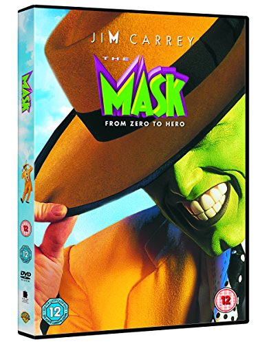 The Mask [DVD] [1994] [2016]