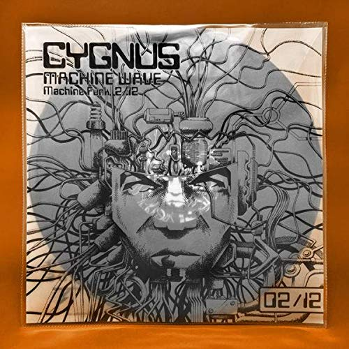 Cygnus - Machine Funk 2/12 - Machine Wave EP - Electro Records...