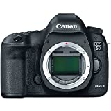 Canon EOS 5D Mark III 22.3 MP Full Frame CMOS with 1080p Full-HD Video Mode...