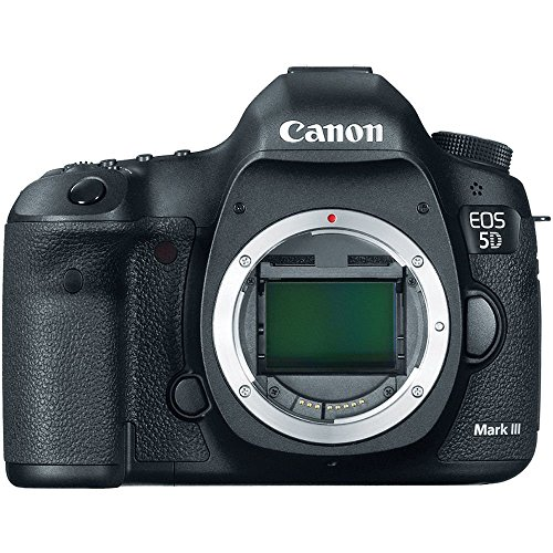 Canon EOS 5D Mark III 22.3 MP Full Frame CMOS with 1080p Full-HD Video...