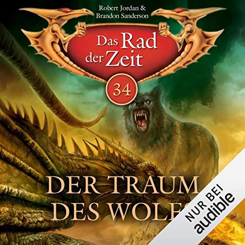 Der Traum des Wolfs audiobook cover art