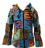 Chaqueta con capucha para niños de varios colores, varios Trend ropa, triángulo, Hippie, diseño estiloso