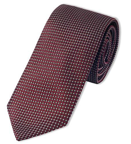 Chevalier gepunktete XXL-Krawatte | extra lang, Seide