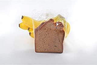 Super Slice Super Banana Ultra Whole Grain Bread Slice, 3.45 Ounce -- 70 per case.