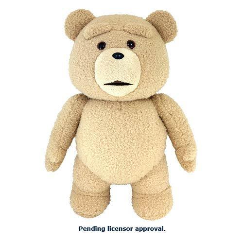 Ted 2 Ted 11-Inch Talking Plush Teddy Bear