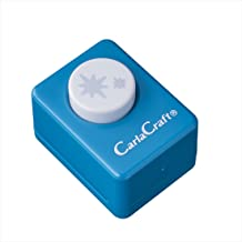 Carl Craft Small Size Craft Paper Punch, Sparkle (CP-1N sparkle)