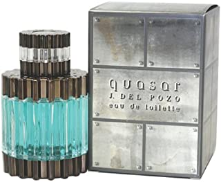 Quasar by J. Del Pozo for Men - 2.5 oz EDT Spray