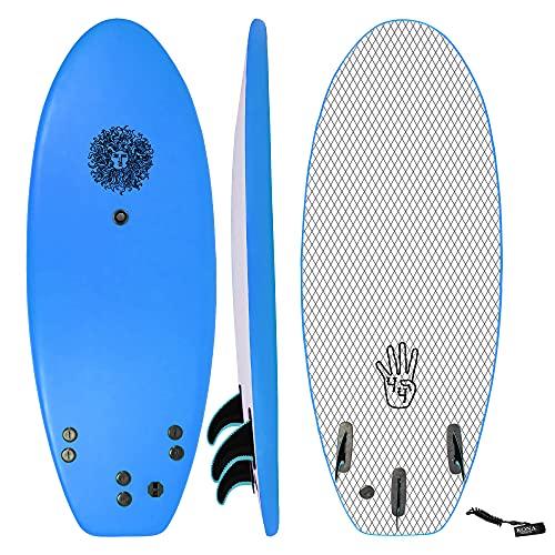KONA SURF CO. The 4-4 Surfboard