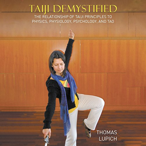 Taiji Demystified audiobook cover art