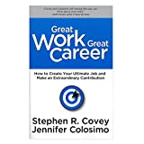 FranklinCovey Great Work Great Career Book by FranklinCovey