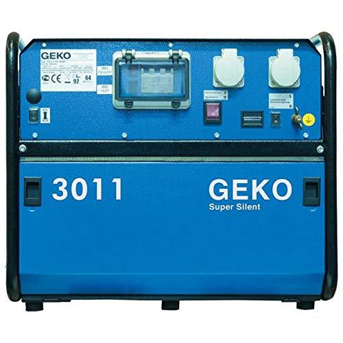 Geko Stromerzeuger 3011 E-AA HEBA SS