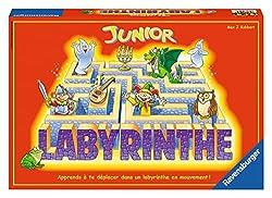 Ravensburger- Labyrinthe Junior Jeu d'enfant, 4005556219728: Amazon.fr: Jeux et Jouets