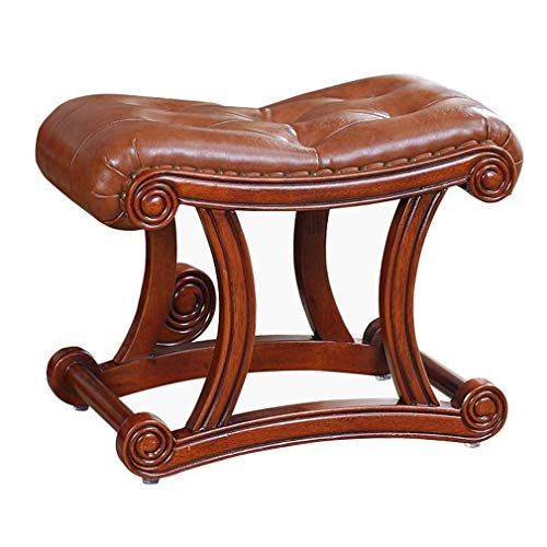 TT&D AGLZWY Change schoenenbank met stalen buisframe, dikke antislip woonkamer stoel bank, 6 kleuren, 29 x 29 x 45 cm (kleur: oranje, afmetingen: 29 x 29 x 45 cm) 30X53X42cm Gtaglzwx5405r-1