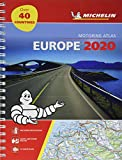 Europe 2020 - Tourist and Motoring Atlas (A4-Spiral): Tourist & Motoring Atlas A4 spiral (Michelin Road Atlases)