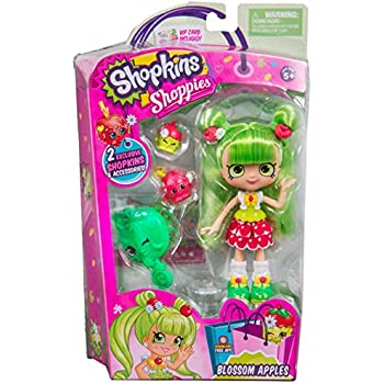 Shopkins Shoppies Season 3 Dolls Single Pack | Shopkin.Toys - Image 1